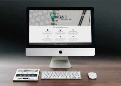Ideas G. – Contenidos Web